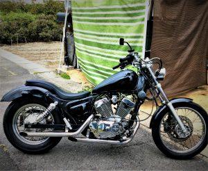 ヤフオク出品バイク ビラーゴ250