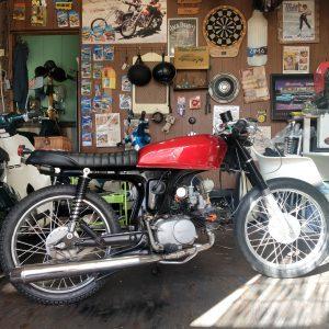 ベンリーCD90 ストリートカフェ