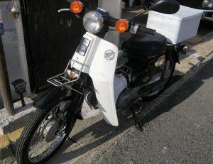 *ホンダ スーパーカブ C50