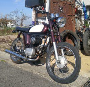 ヤマハ YB1 50